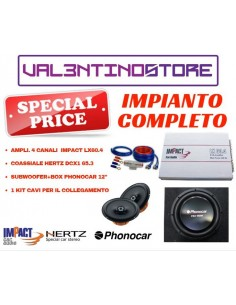 IMPIANTO CAR AUDIO...