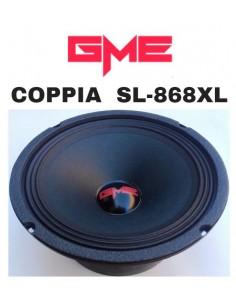 COPPIA - SL868XL MID-WOOFER...