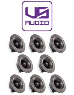 8 PEZZI - 4 COPPIE TWEETER NEODIMIO VS-AUDIO VS-T40N 400W