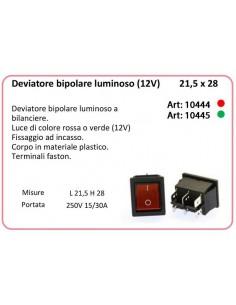 10445 INTERRUTTORE LUMINOSO...